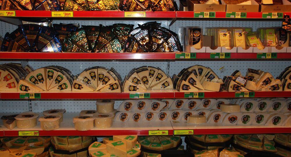 Swedish grocery store
