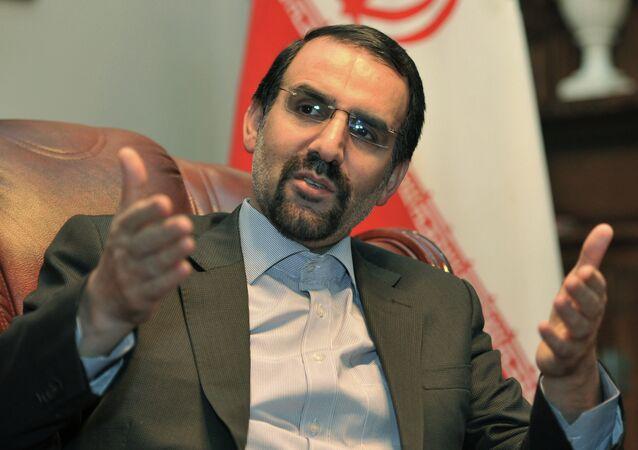 Mehdi Sanai, Ambassador of Islamic Republic of Iran to Russian Federation