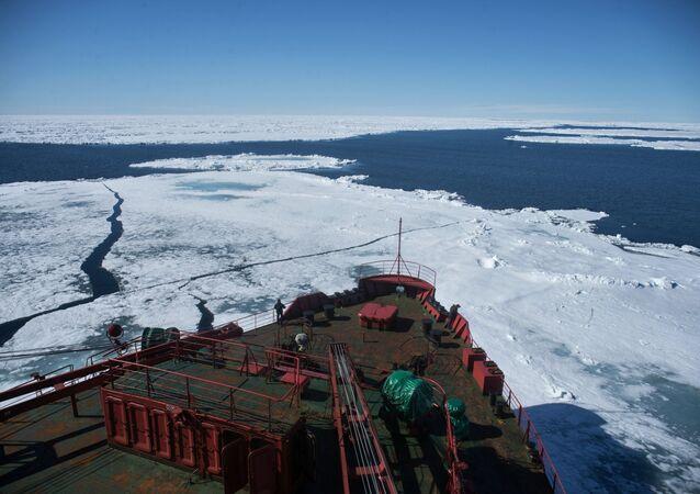 Kara-Winter 2015 Arctic expedition