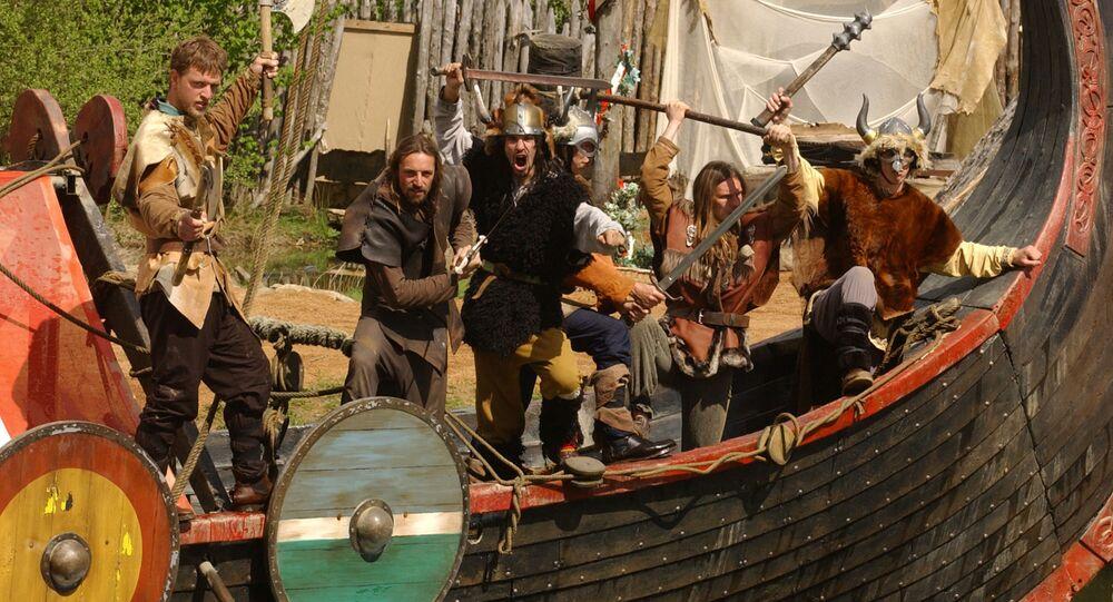 Vikings, historical reconstruction