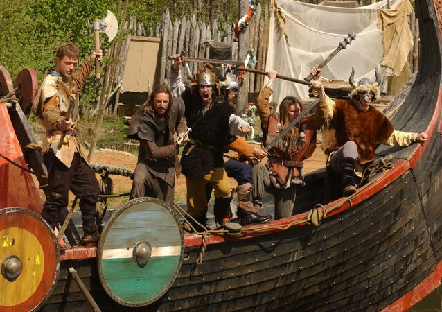 Vikings, historical reconstruction
