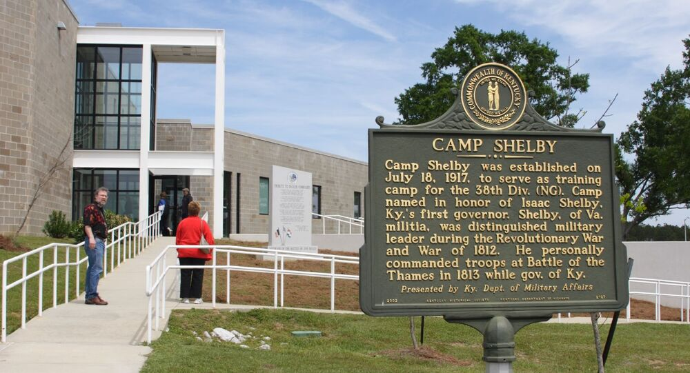 Mississippi Armed Forces Museum at Camp Shelby