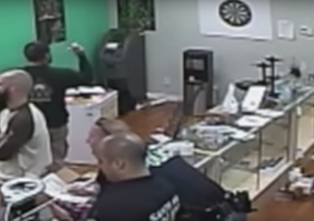 Cali Cops Sue to Suppress Video Allegedly Showing Them Eating Pot Brownies