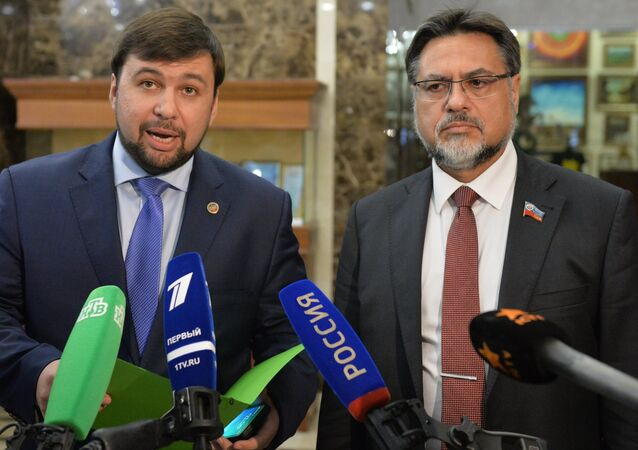 The Trilateral Contact Group on Ukraine meets in Minsk