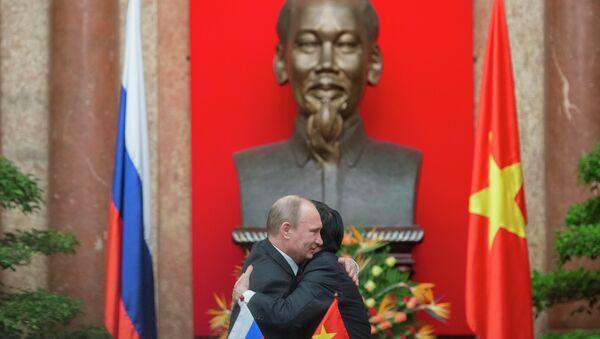 Vladimir Putin's official visit to Vietnam - Sputnik International