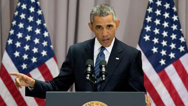 President Barack Obama - Sputnik International