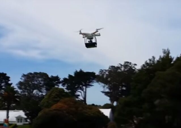 Cannibis drone delivery