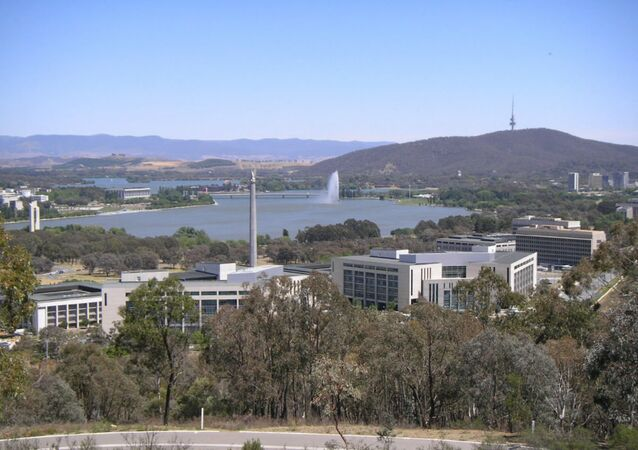 The Russell Offices complex in Canberra houses the ADF's administrative headquarters as well as the main offices of the Department of Defense.