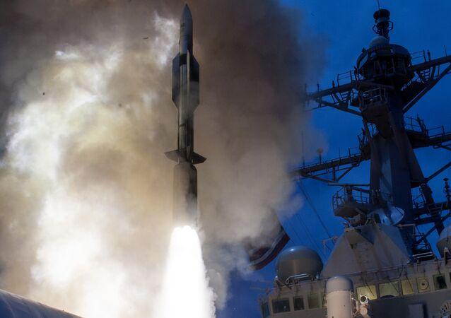 RIM-174 Standard Extended Range Active Missile (ERAM)