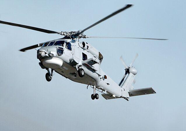 Sikorsky's S-70B SEAHAWK
