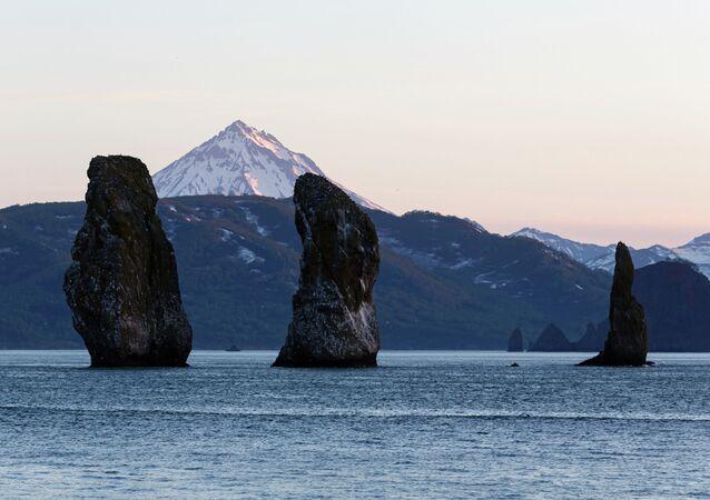 Views of Russia. Kamchatka