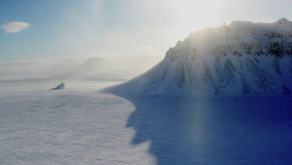 Franz Josef Land archipelago - Sputnik International