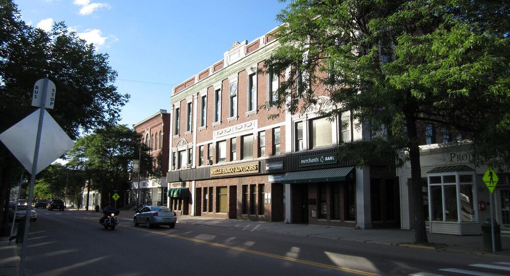 Downtown Barre, Vermont