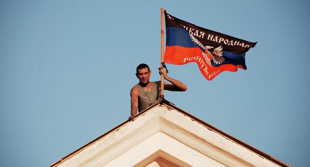 Update on Starobeshevsky District, Donetsk Region