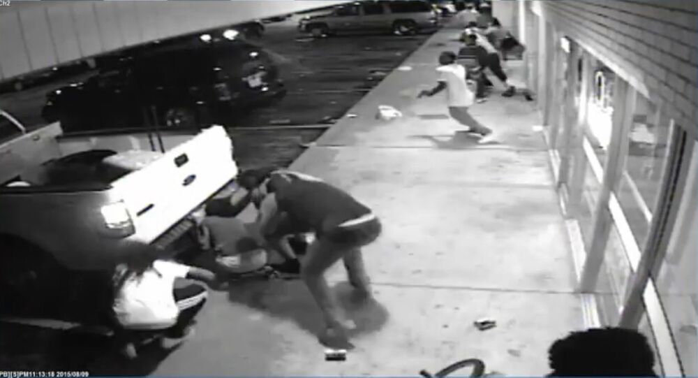 The St. Louis County Police Department is released surveillance video pertinent to the investigation of the officer involved shooting of Tyrone Harris that occurred on August 9, 2015.