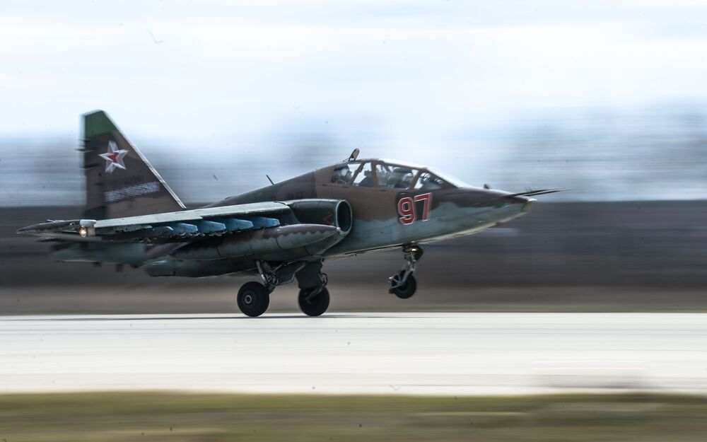 Russian Air Force Day: A Tribute to Iconic Military Aircraft