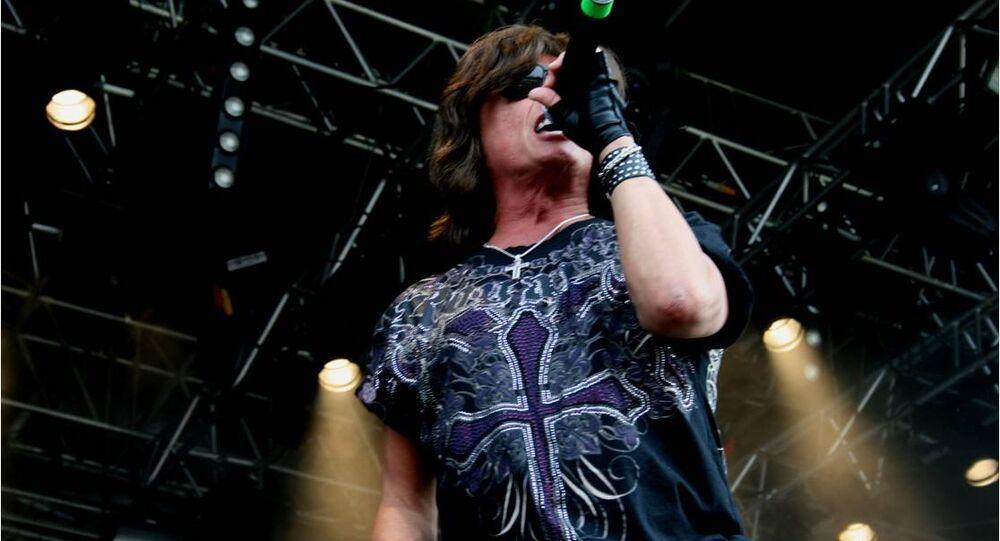 Joe Lynn Turner. Over The Rainbow at Norway Rock Festival, 2010