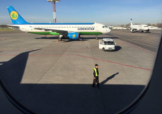 A320 Uzbekistan Airways