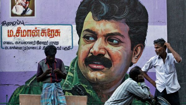 Civil war erupted in 1983 against Tamils who wanted to declare Tamil Eelam as an independent state under the control of the Liberation Tigers of Tamil Eelam (LTTE) and its commander Velupillai Prabhakaran. - Sputnik International