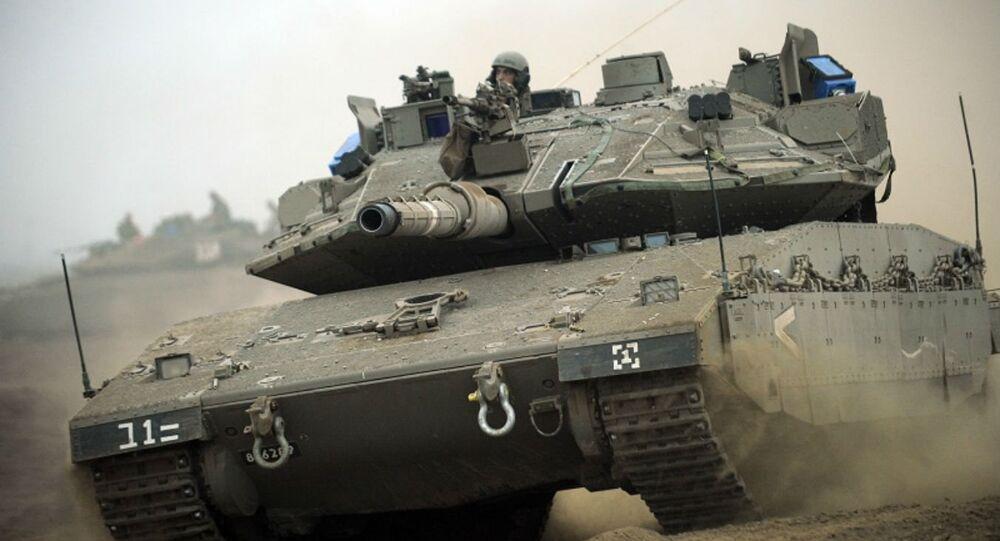 IDF military exercise