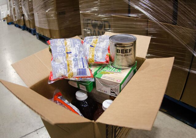 46 Million Americans Rely on Food Banks to Survive