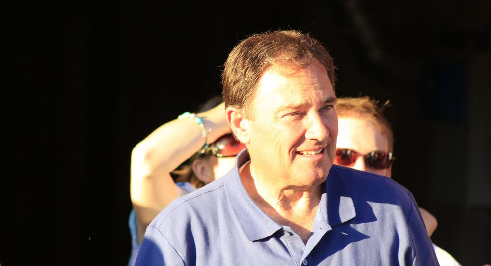 Governor Gary Herbert at Annual Rocky Mountain Conservatives BBQ