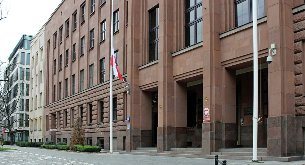Poland's Foreign Ministry