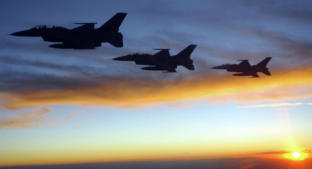 F-16s from Pakistan Air Force