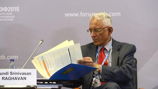 Ambassador Extraordinary and Plenipotentiary of the Republic of India in the Russian Federation Pundi Srinivasan Raghavan - Sputnik International
