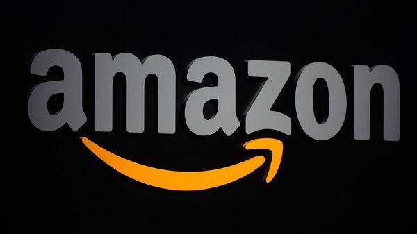 Amazon logo - Sputnik International