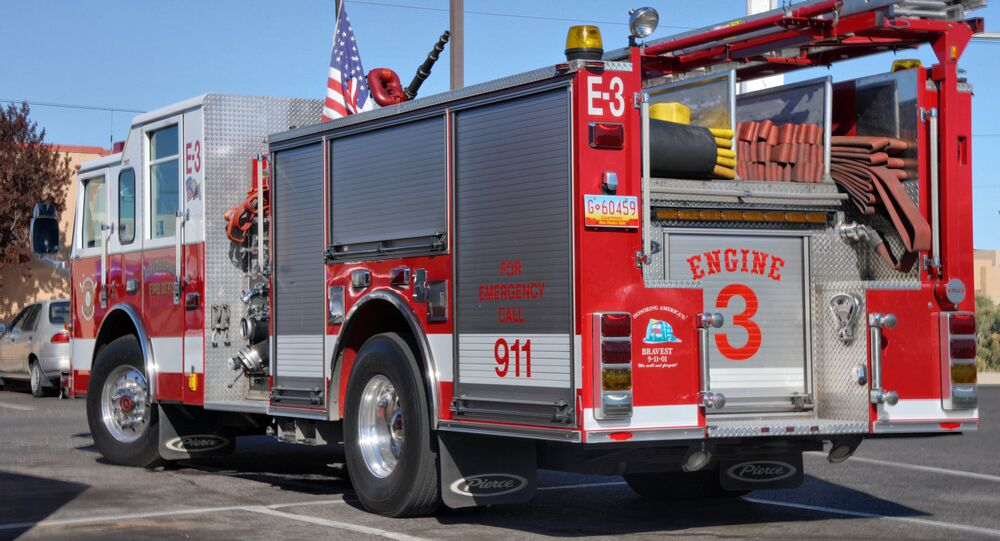 New Mexico Fire Rescue service