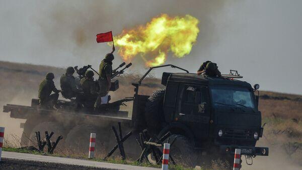 International Army Games 2015 in Krasnodar Territory - Sputnik International