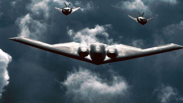 B-2 Spirit - Sputnik International