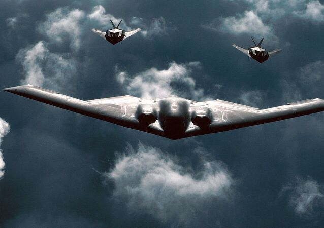 The B61 has been deployed to several US military aircraft, including the B-2 Spirit.