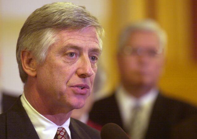 Former Salt Lake City Mayor Rocky Anderson
