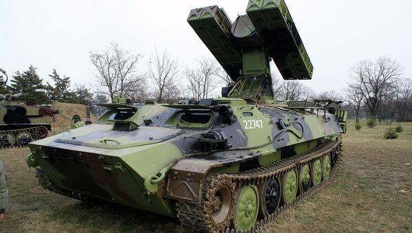 Strela-10M - Sputnik International