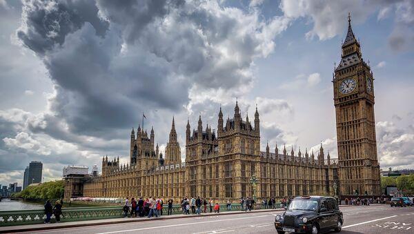 House of Parliament - Sputnik International