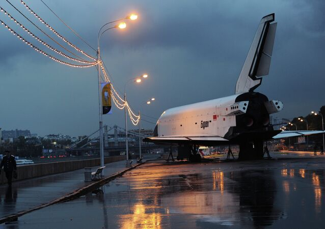 Buran space shuttle