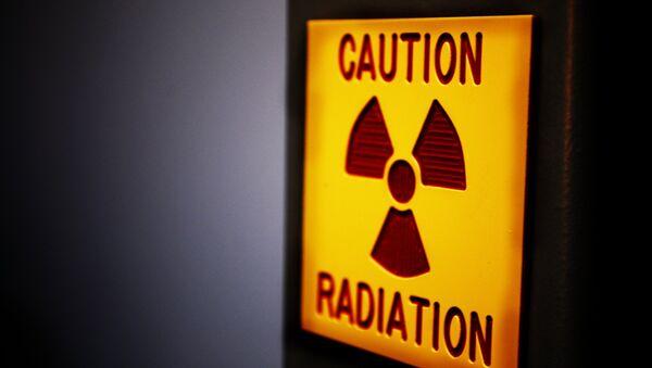 Caution Radiation - Sputnik International