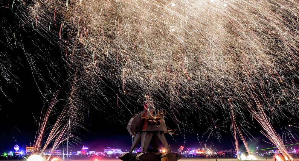 Burning Man Participants Being Bitten by Bloodthirsty Bugs