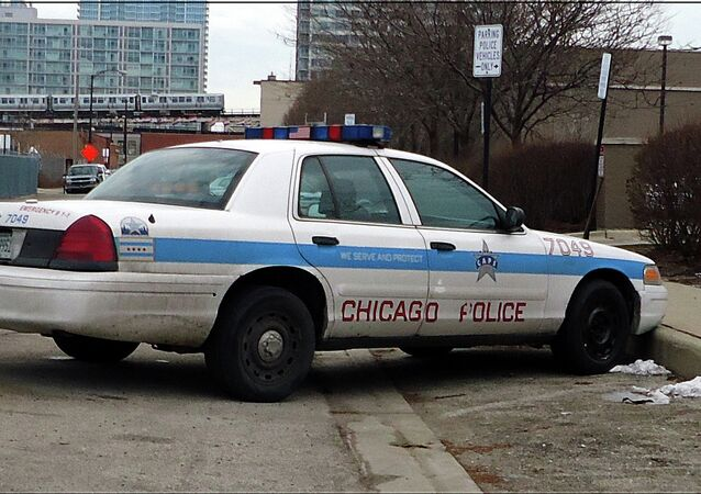 Chicago Police Ford