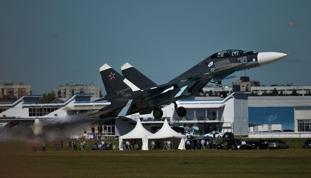 Best of the Best: Brand New Russian Aircraft on Display at MAKS-2015