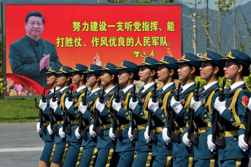 China at its Best: Sneak Peek at 'Unprecedented' Military Parade in Beijing