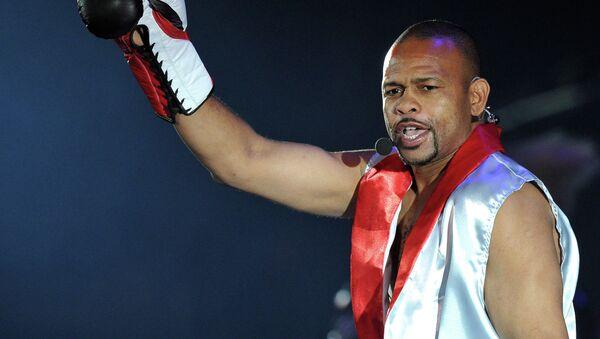 boxer Roy Jones - Sputnik International