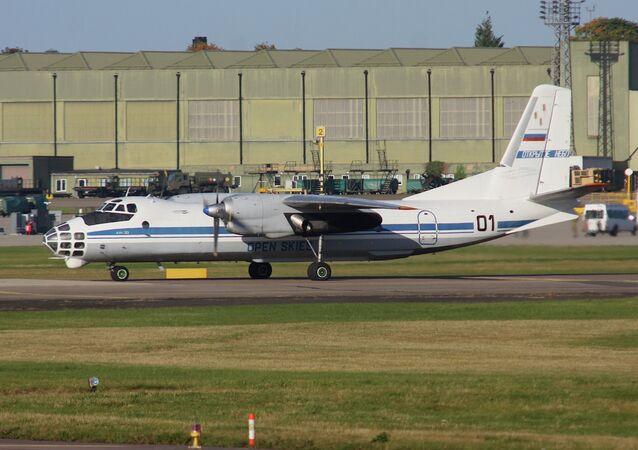 AN-30B Russian Air Force