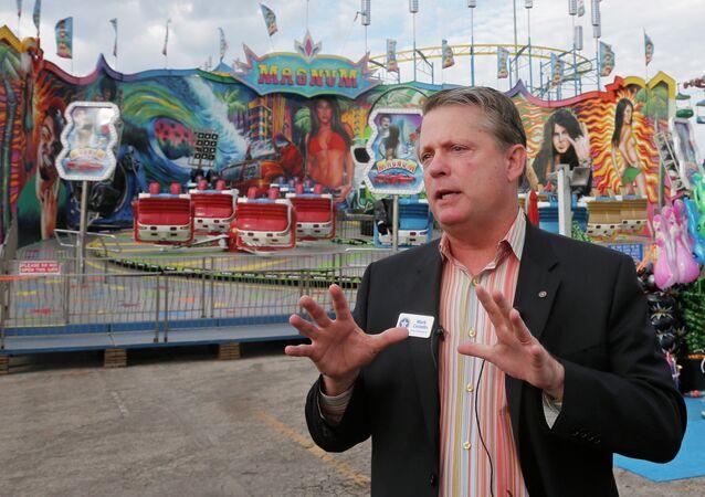 Oklahoma Labor Commissioner Mark Costello. (File)