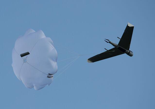 Unmanned aircraft ZALA