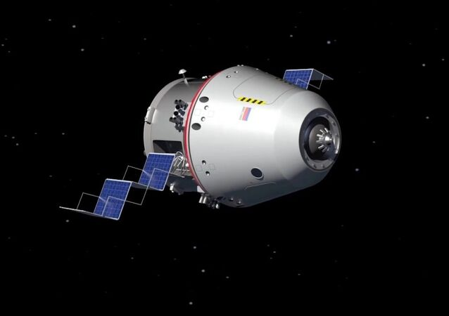 Russia will start testing the world's first carbon fiber command module for spacecraft in 2016