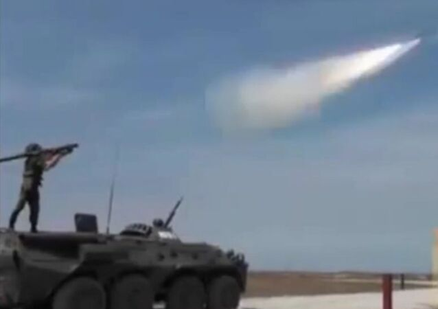 Portable anti-aircraft missile system Verba