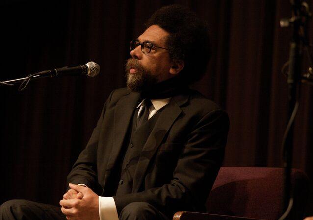 Cornel West Endorses Bernie Sanders for President
